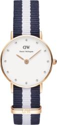 Часы Daniel Wellington DW00100078 Classy Glasgow 34 - Дека