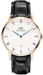Часы DANIEL WELLINGTON DW00100107 Dapper Reading 38 - Дека