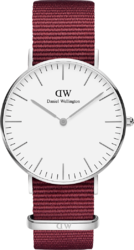 Часы Daniel Wellington DW00100272 Classic 36 Roselyn S White - Дека