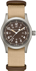 Часы HAMILTON H69439901 - Дека