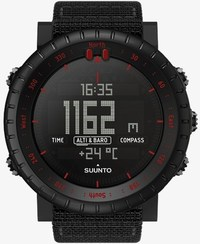 Смарт-часы SUUNTO Core Black Red - Дека