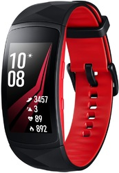 Фитнес-браслет Gear Fit2 Pro Small Red - Дека