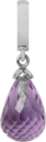 Christina Charms hangers - amethyst drop 610-S01Amethystp