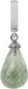Christina Charms hangers - green amethyst 610-S01Amethystg